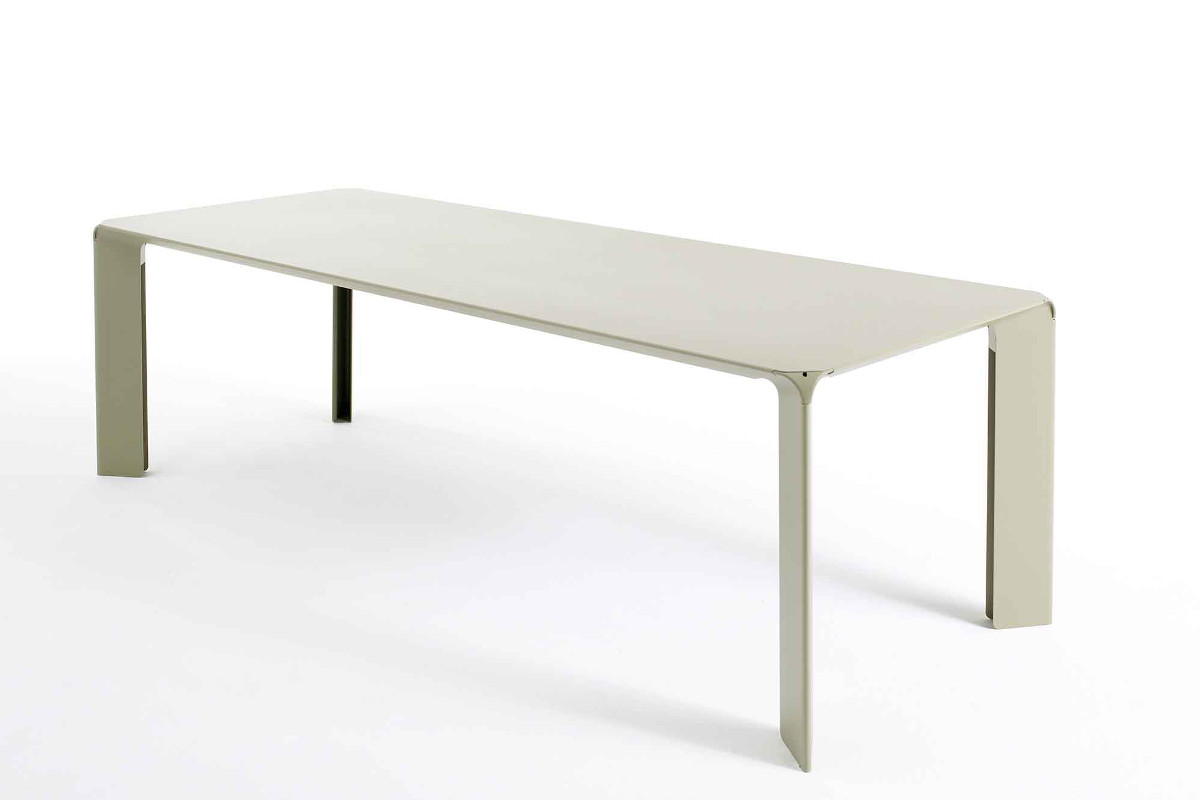Arco Steel Table