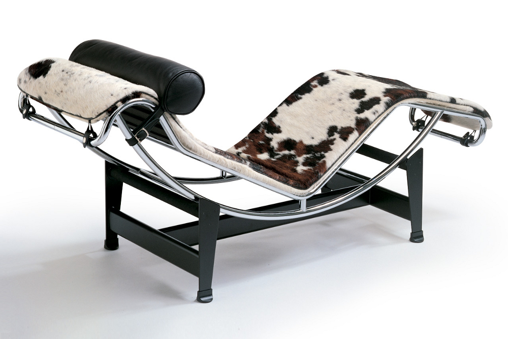 cassina lc4 chaise longue le corbusier. Black Bedroom Furniture Sets. Home Design Ideas