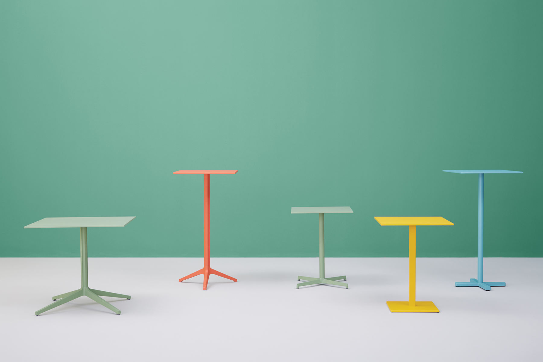 FP Collection Coloured Tables