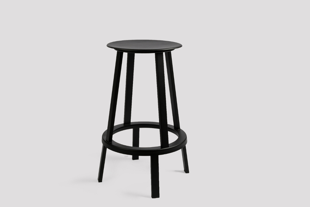 hay revolver stool. Black Bedroom Furniture Sets. Home Design Ideas