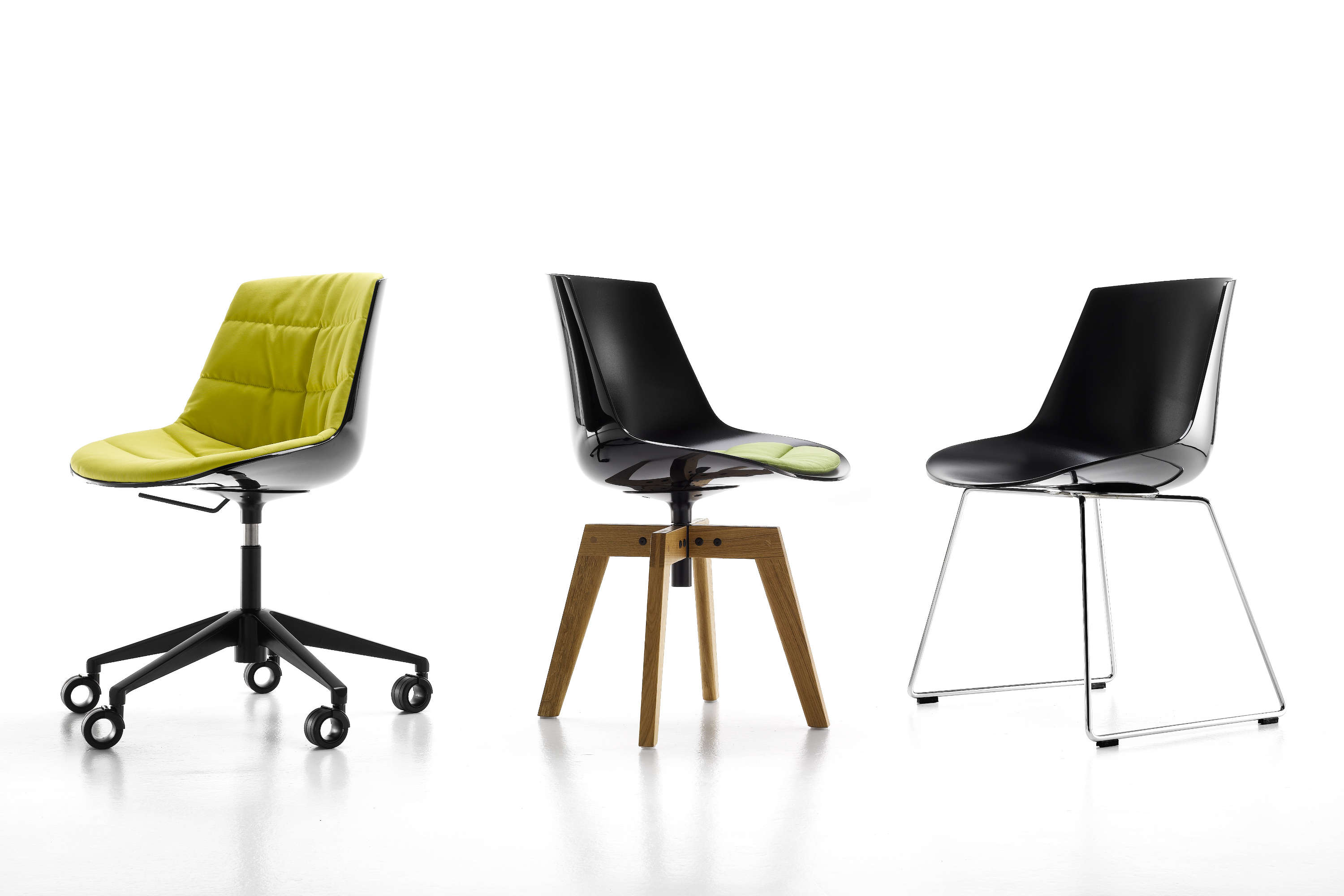 Mdf Italia Flow Chair