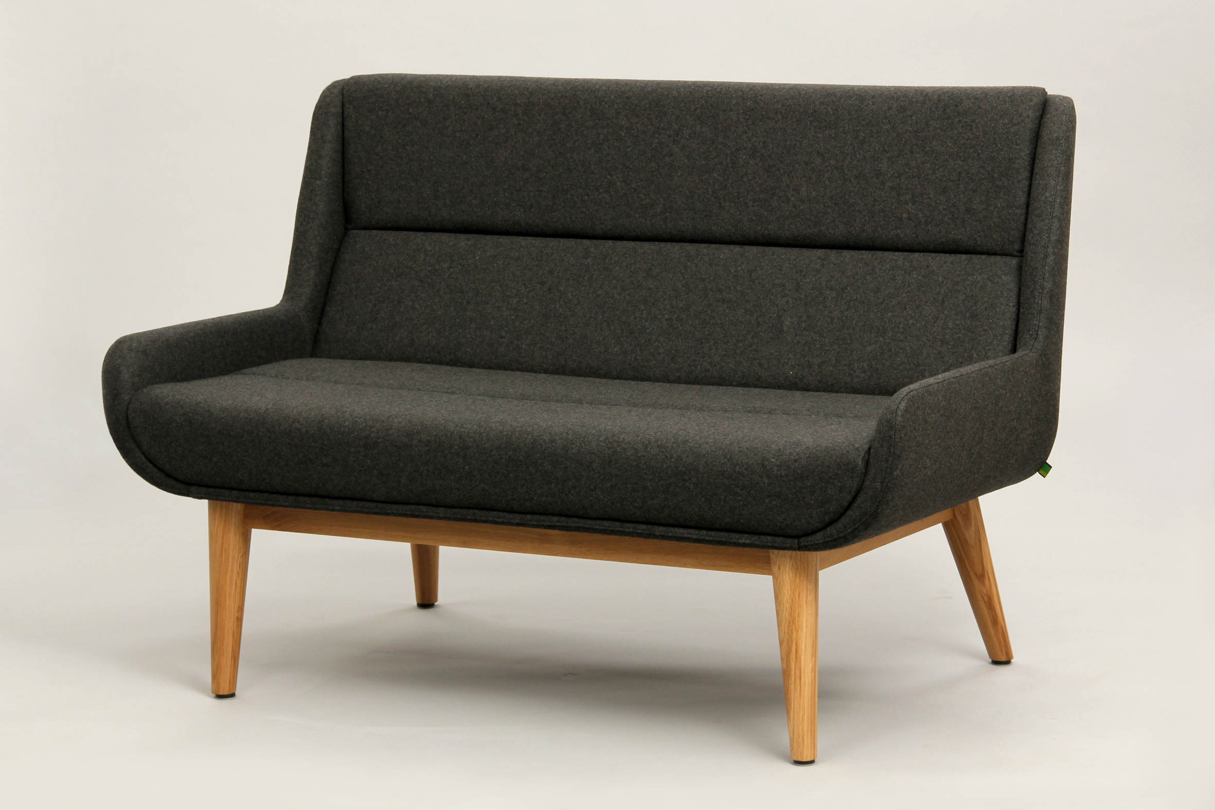 Naughtone Hush Low Sofa