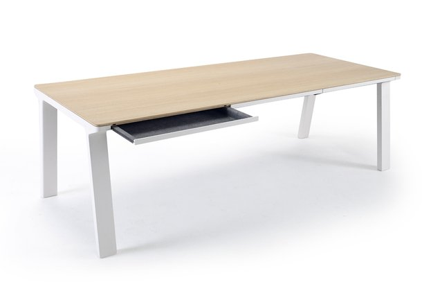 Arco Drawer Table productfoto