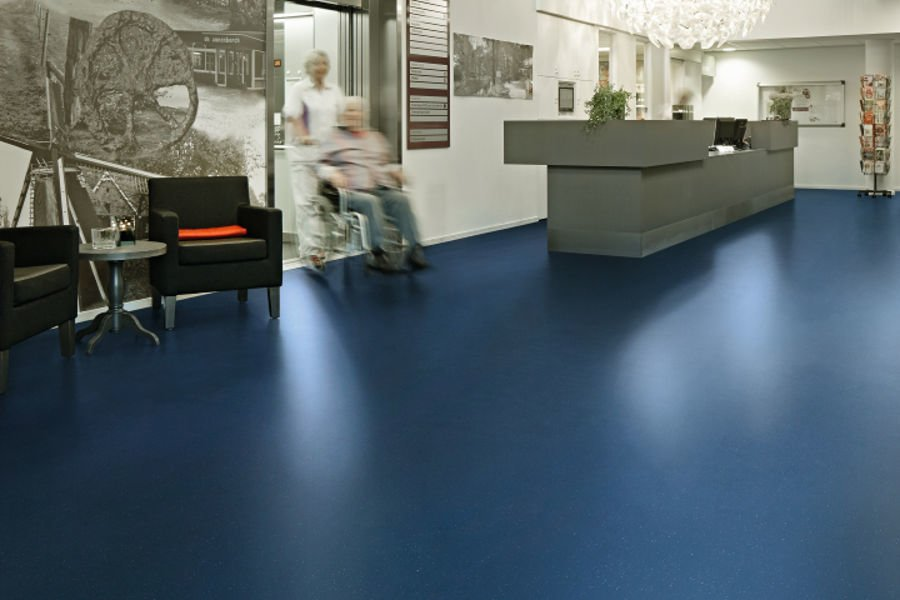 Forbo Vinyl Vloeren : Forbo eternal colour vinyl vloerbedekking de projectinrichter