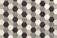 Moduleo Moods Hexagon Pattern vinyl