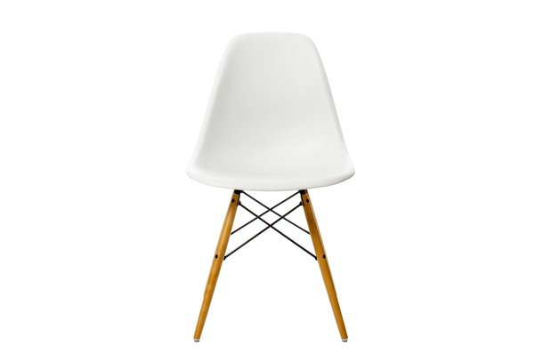 Vitra DSW Plastic Side Chair productfoto