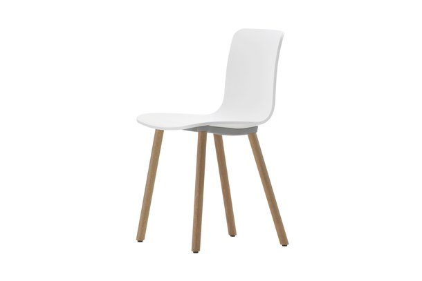 Vitra HAL Wood en HAL Plywood  productfoto