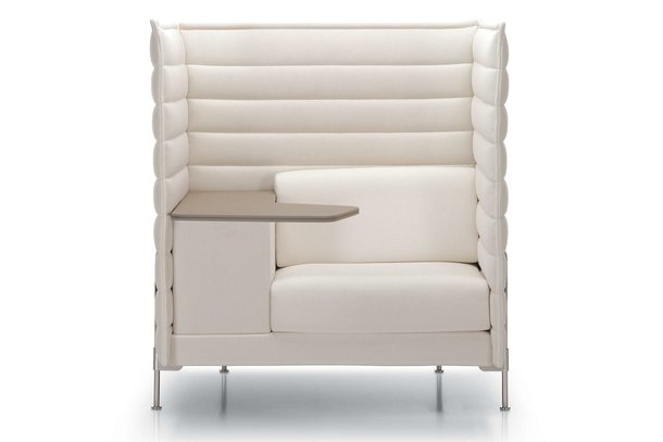 Vitra Alcove Highback Work productfoto