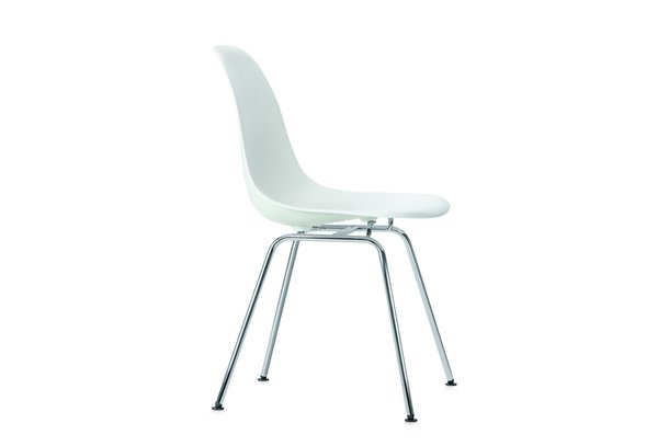 Vitra DSX Plastic Side Chair productfoto