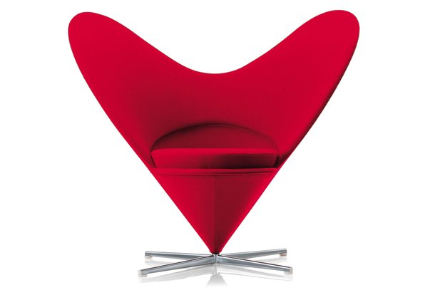 Vitra Heart Cone Chair productfoto
