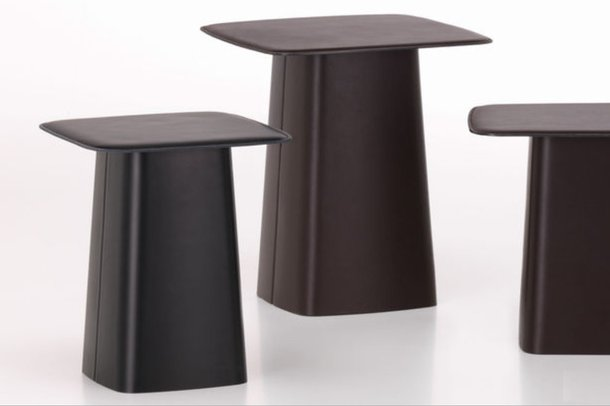 Vitra Leather Side Table productfoto