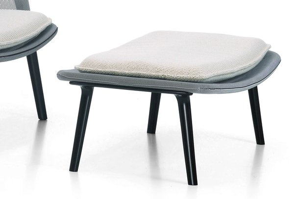 Vitra Slow Chair Ottoman poef