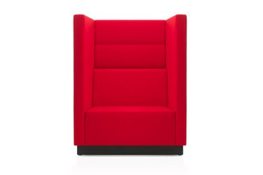 Red Stitch Inside fauteuil