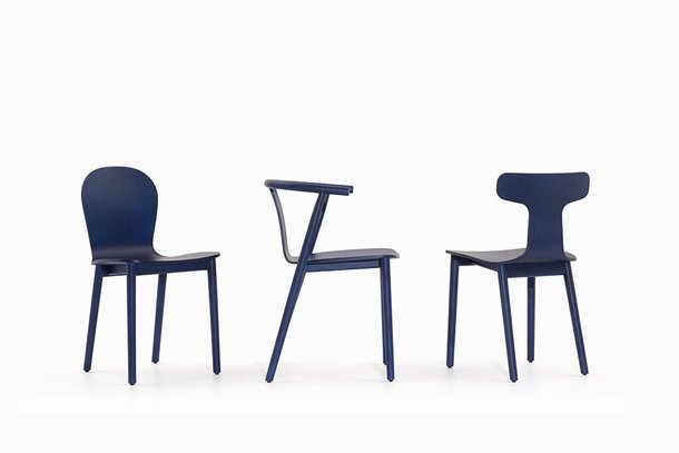 Cappellini Bac One stoel
