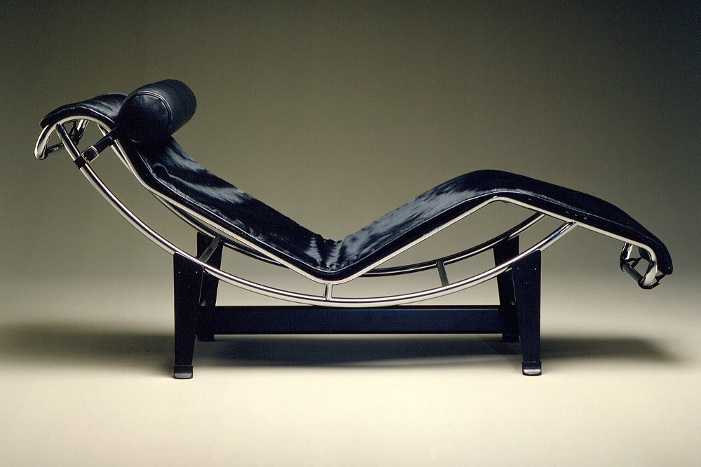Design Ligstoel Leer.Cassina Lc4 Chaise Longue Le Corbusier De Projectinrichter