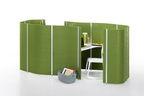 Vitra Workbays productfoto