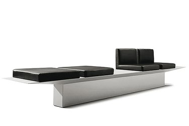 Lensvelt Stealth Bench modulaire bank