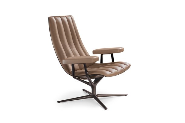 Walter Knoll Healey Lounge productfoto