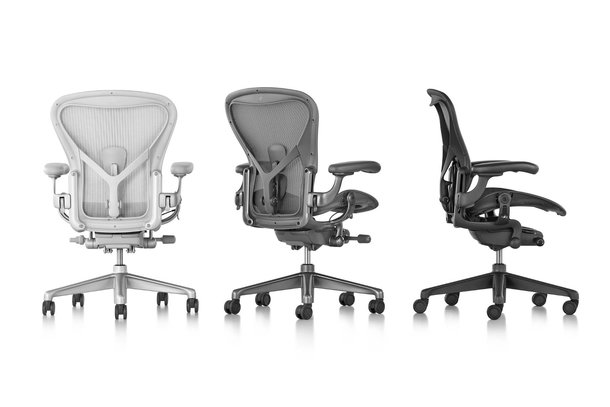 Herman Miller Aeron Remastered productfoto