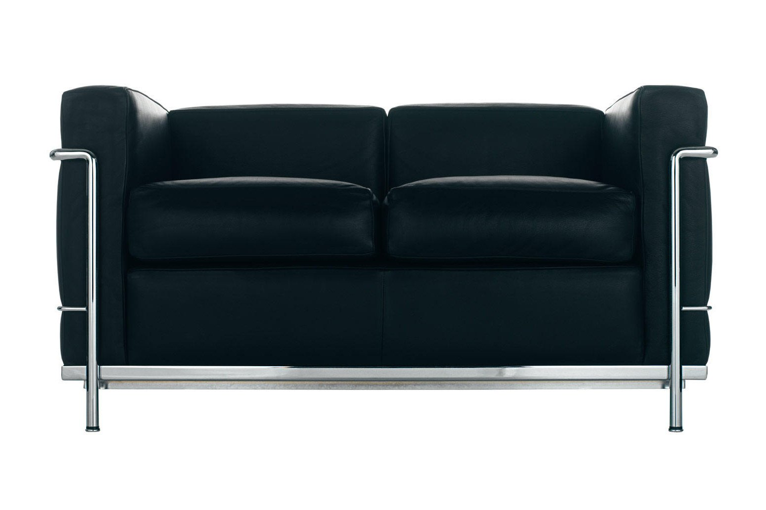 cassina lc2 le corbusier bank de projectinrichter. Black Bedroom Furniture Sets. Home Design Ideas