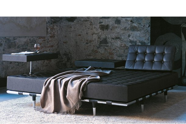 Cassina Prive bank | daybed sfeerfoto