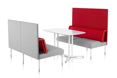 Herman Miller Public Office Landscape productfoto