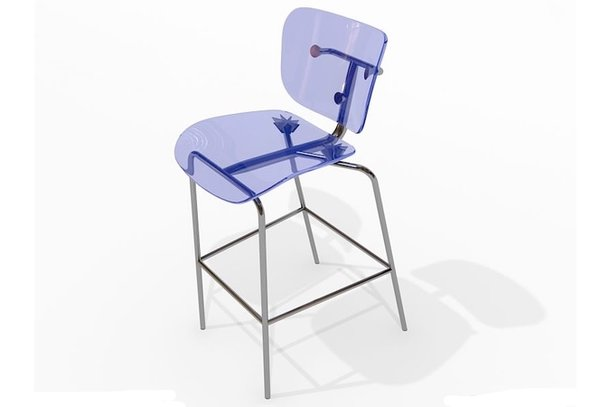 Segis Slide Chair barkruk