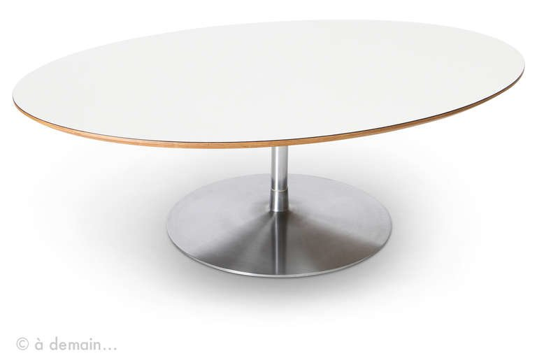 Artifort circle tafel de projectinrichter