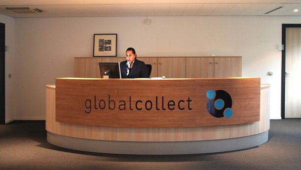 Inrichting Global Collect