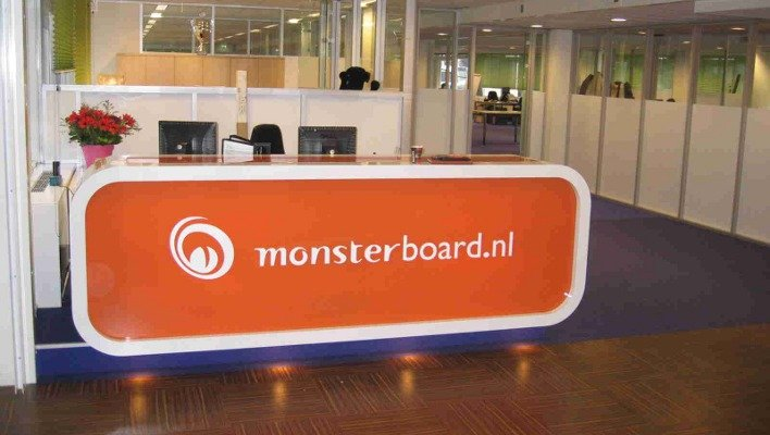 Inrichting Monsterboard