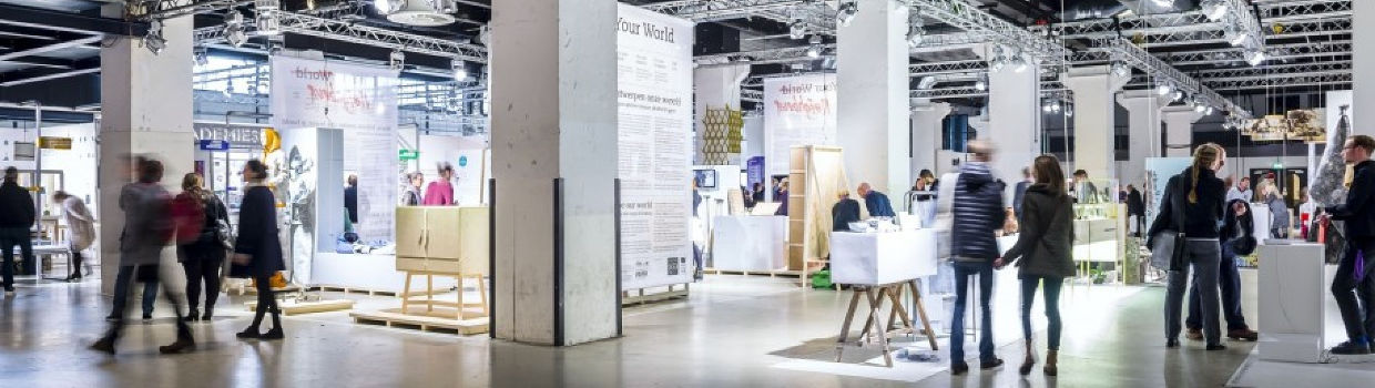 Dutch Design Week 2016 Klokgebouw