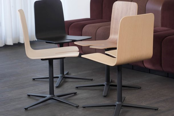 Bla Station Gap Chair stapelbare stoelen