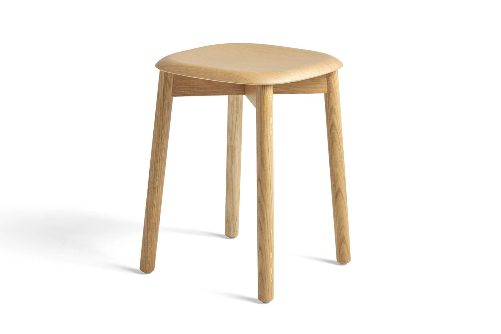 Hay Soft Edge Stool Barkrukken De Projectinrichter