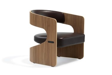 Bla Station Lucky Lounge fauteuil