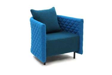 Naughtone Cloud Quilt fauteuil lage rug