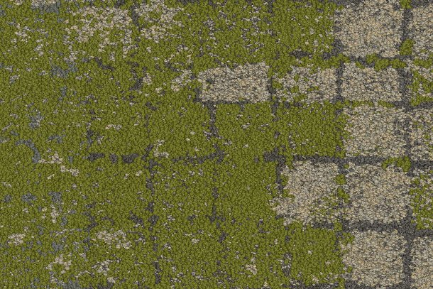 Interface Human Connections Moss 8341001 Granite Moss