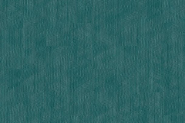 Interface Drawn Lines luxe vinyl tegels A00906 Aquamarine