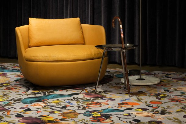 Moooi Bart Swivel