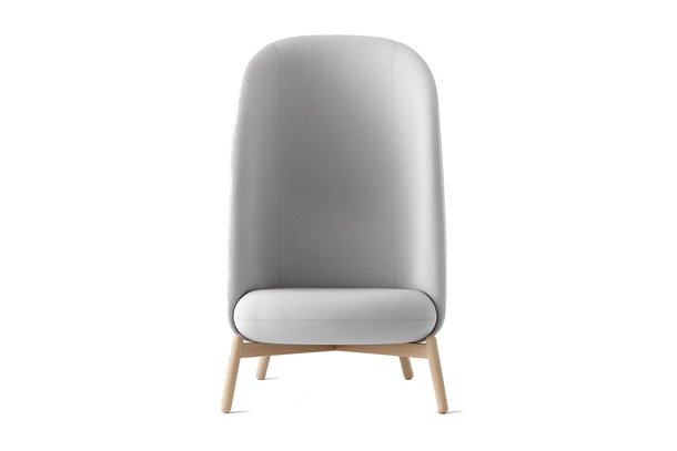 Halle Easy Nest Chair XL Wood