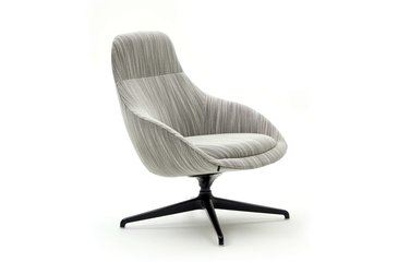 Naughtone Always Lounge fauteuil