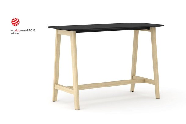 Narbutas Nova Wood High Table