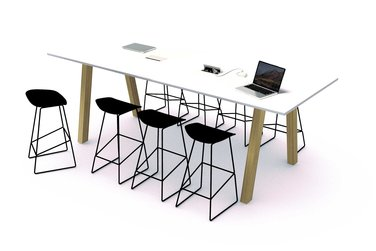 Markant Hybrid Table