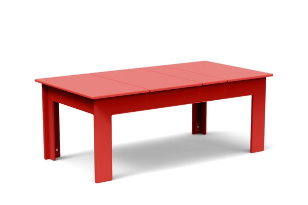 Loll Designs Lollygagger Tables red lage tafel