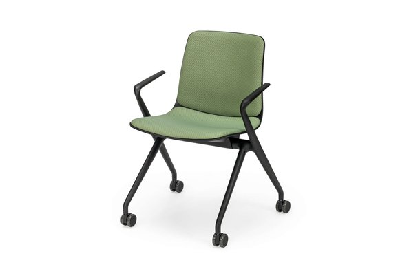 Haworth Bowi Conference Chair groen