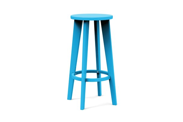 Loll Designs Norm Barstool blue