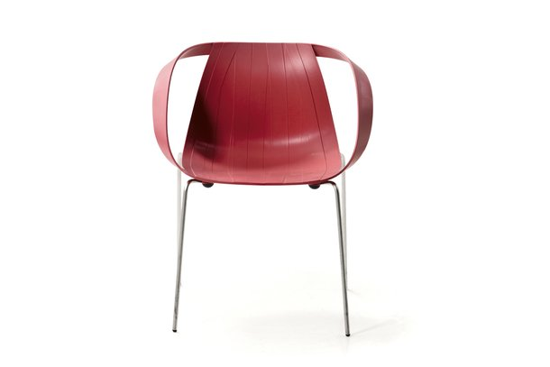 Moroso Impossible Wood stoel