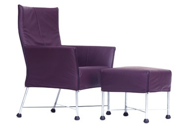 Montis Charly fauteuil en poef