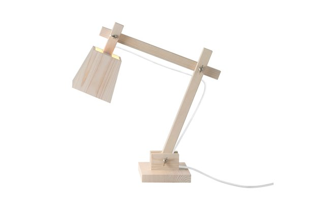 Muuto Wood bureaulamp