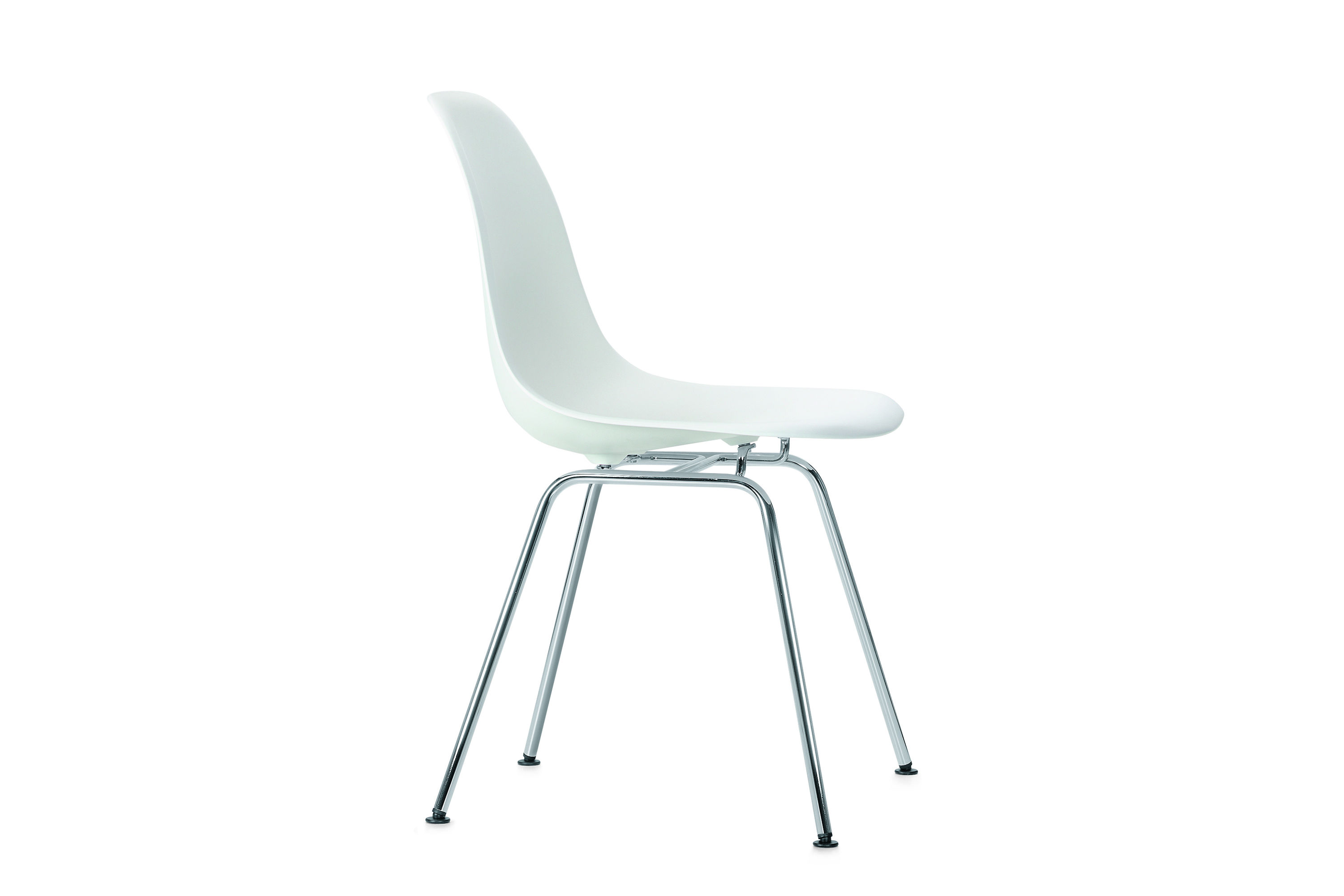 Vitra Plastic Side Chair
