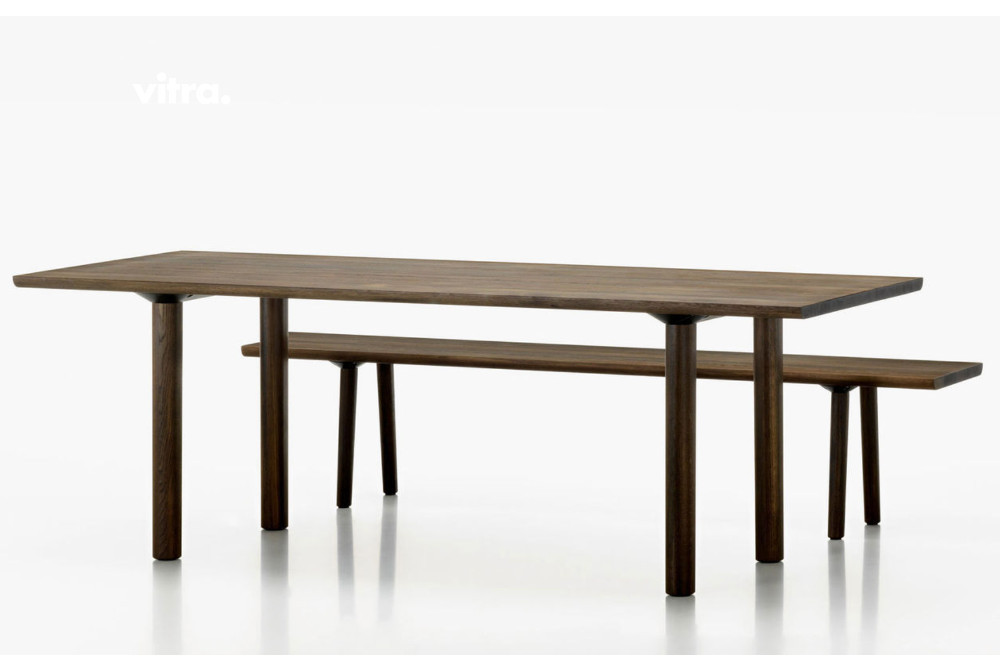 Vitra Wood-Bench